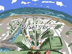 je-pu-pu blue-sky